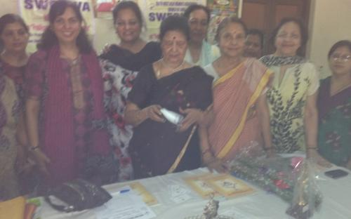Dr. Charu WaliKhanna, Member, NCW attended the programme on the 'Problems of the Girl Child