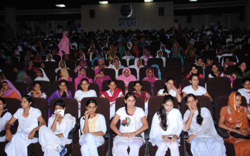"""National Commission for Women organized a National Consultation on """"Natal Family Violence against Females in India –Right to Bodily Integrity and Autonomy on 26th August 2012 at Tagore Auditorium, MD University, Rohtak"""