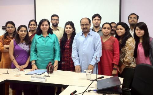 "Dr. Charu WaliKhanna Member NCW was Jurist and Speaker on ""Child Trafficking Issues & Challenges"" training programme organised by National Institute of Public Cooperation and Child Development (NIPCCD) New Delhi"