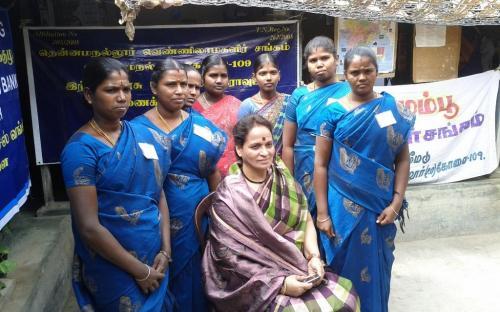 Ms. Nirmala Samant Prabhavalkar, Member, NCW visited Coimbatore