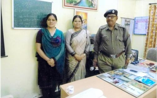 Ms. Hemlata Kheria, Member, NCW visited Udaipur and Chittorgarh Jail
