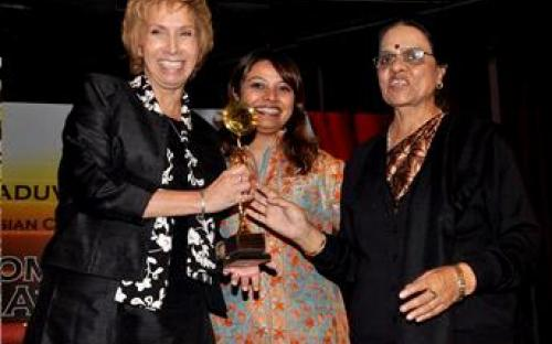 NCW attended the Women's Achiever's Award Ceremony dedicated to the International Women's Day, organized by Yaduvanshi Foundation, in association with the Russian Centre of Science and Culture (RCSC) at New Delhi