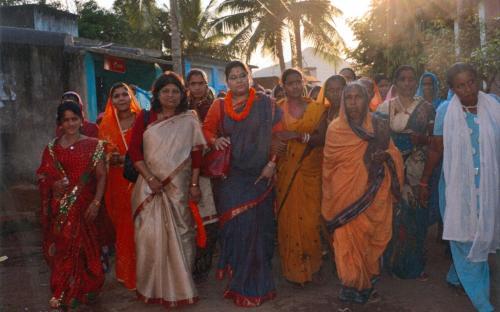 Ms Hemlata Kheria, Member, NCW visited Khurda district, Odisha