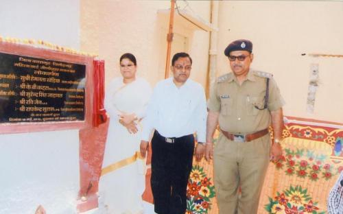 Ms Hemlata Kheria, Member, NCW visited Chittorgarh jail in Rajasthan
