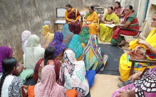 Ms Hemlata Kheria, Member, NCW visited Banswara jail in Rajasthan