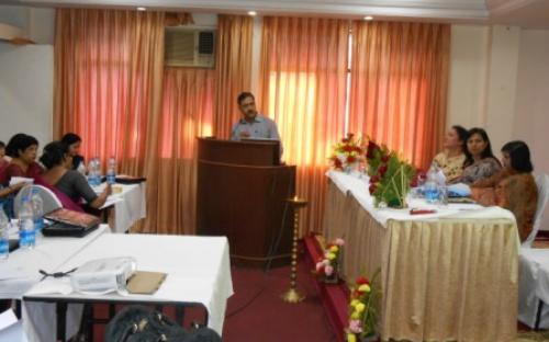 Dr. Charu WaliKhanna, Member was Chief Guest in the National Consultation to review Scheme Ujjawala