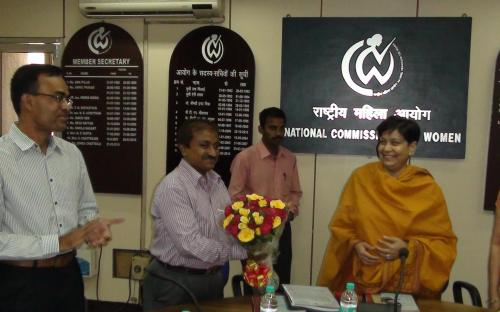 Dignitaries of Bangladesh Delegation visited the Commission
