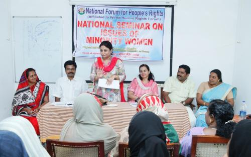 National Commission for Women in association with Kerala Women's Commission organizes two day National Consultation on problem and safety of Indian Female Migrant Workers
