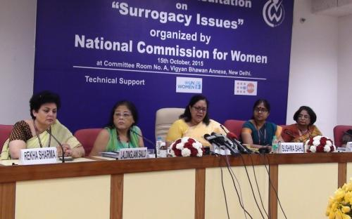 National Consultation on Surrogacy Issues