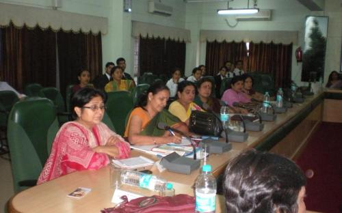 Participants at Workshop on Domestic Violence, organised by Uttarakhand State Commission for Women at Dehradun on 22.09.2011