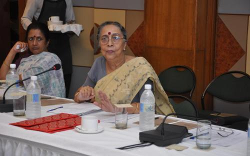 "Consultation on ""Laws Relating to Marriage and Dowry"" at India Habitat Center, New Delhi"