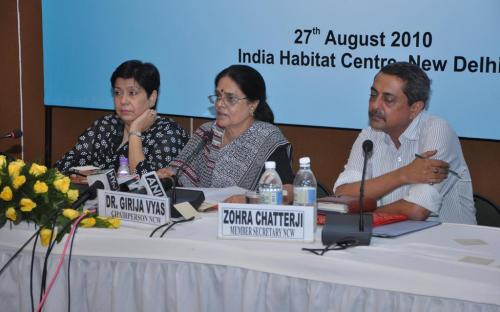 "Consultation on ""Laws Relating to Marriage and Dowry"" at India Habitat Center, New DelhiConsultation on ""Laws Relating to Marriage and Dowry"" at India Habitat Center, New Delhi"