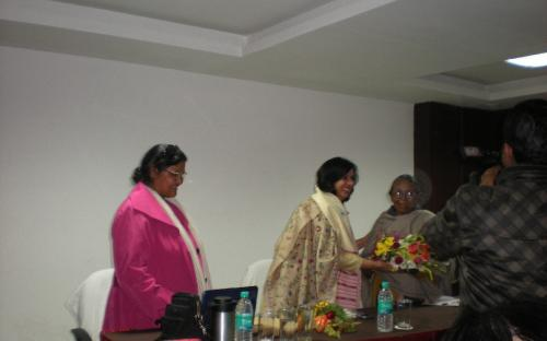 State Level Interaction with NGOs at Ranchi, Jharkhand