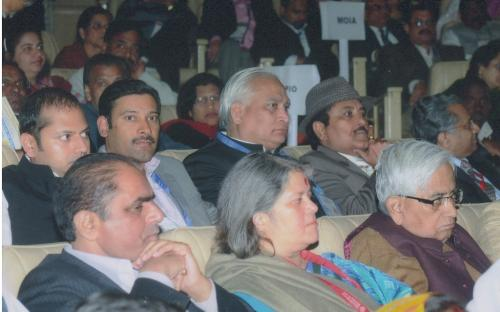 Pravasi Bhartiya Samelan, 2012