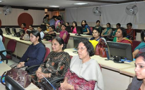 Dr. Charu Wali Khanna, Member National Commission for Women addresses women employees of United Bank of India on occasion of International Women's Day