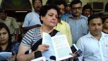 A two-member Inquiry Committee, led by Chairperson (I/C) Smt. Rekha Sharma visited West Bengal on 6th June and 7th June, 2018 to inquire into the atrocities on women during the recently held panchayat elections