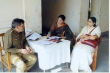 Ms. Hemlata Kheria and Ms Shamina Shafiq, Member, NCW visited Jodhpur Jail