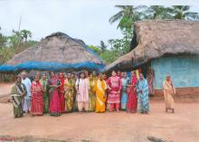 Ms. Ms Hemlata Kheria, Member, NCW accompanied by Ms. Mansi Pradhan, OYSS Women Founder visited different fishing villages of Satpada Block in Puri, Odisha