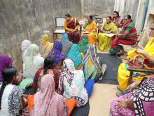 Ms Hemlata Kheria, Member, NCW visited Banswara jail in Rajasthan