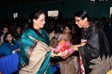 Smt. Nirmala Samant Prabhavalkar, Member, NCW inaugurated Annua Award Ceremony of Shishukunj International School