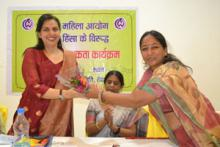 Dr. Charu WaliKhanna, Member, NCW, was Chief Guest at Legal Awareness Programme at Rewa, Madhya Pradesh