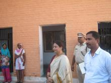 Ms. Shamina Shafiq, Member, NCW visited District Jail, Yamuna Nagar