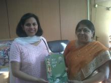 State Level meeting with Gujarat State Commisssion for Women, Ahmedabad