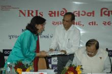 "Seminar on ""Marriage Matters Concerning NRIs,"" sponsored by Gujarat State Non-Resident Gujaratis' Foundation, Gandhinagar"