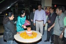 "Commemorating 101 years of International Women's Day - Dr. Charu Wali Khanna, Member National Commission for Women inaugurates Art Exhibition - ""The Pride of Being a Woman - 2"""