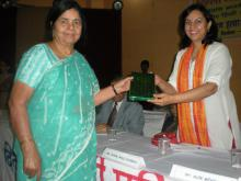 "Member, NCW, Dr. Charu WaliKhanna was Chief Guest at programme on ""Female Foeticide – Sin and Curse"""